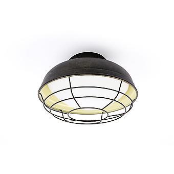 Faro - casque brun Antique intérieur / extérieur, plafond lumineux FARO71159