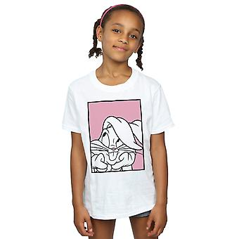 Looney Tunes piger Bugs Bunny elsker T-Shirt