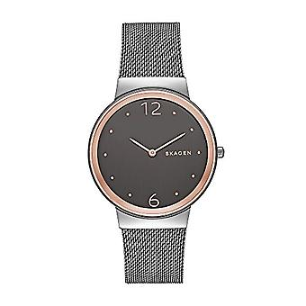 Skagen women's Watch with metal plated stainless steel SKW2382