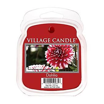 Village Candle Premium Fragrance Wax melts 6 Pack - Dahlia