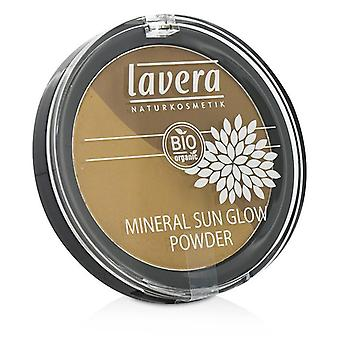 Lavéra mineraali auringon hehku jauhe - # 01 Golden Sahara - 9g/0,3-oz