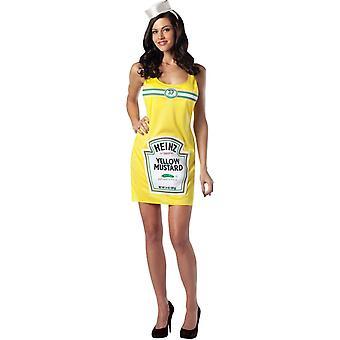 Heinz Mustard Adult Costume