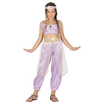 Meisjes woestijn Arabische prinses Fancy Dress kostuum