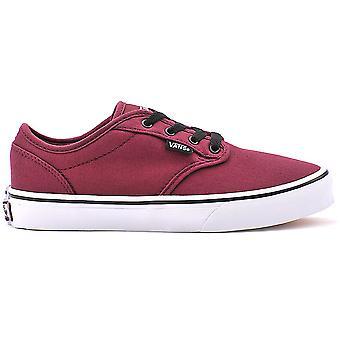 Vans Y Atwood Canvas Oxbloo VUDTDDU skateboard jaarrond kids schoenen