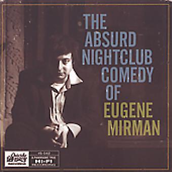 Eugene Mirman - Absurd Nightclub Comedy of Eugene Mirman [CD] USA import