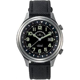 Zeno-watch mens watch fellow oversized automatic 3064-a1