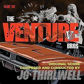 Jg Thirlwell - Music of the Venture Bros 2 [Vinyl] USA import