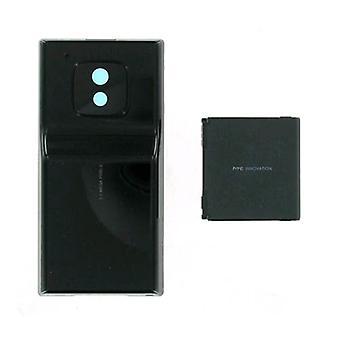 OEM Verizon PPC6850 Extended Battery & Door - Black (Bulk Packaging)