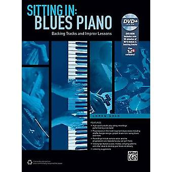 Sitting in -- Blues Piano - Backing Tracks and Improv Lessons - Book &