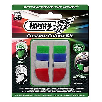 Trigger treadz: 8-Pack Custom väri sarja (Xbox One)