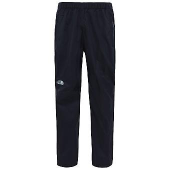 De North Face zwarte mens venture 2 half zip broek