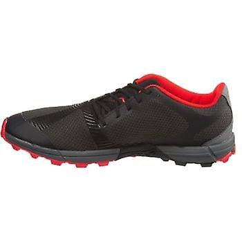 Inov8 Terraclaw 220 Mens Standard Fit Trail Running Shoes Black/red