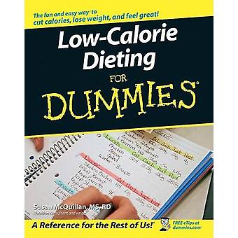 Low Calorie Dieting For Dummies by Susan McQuillan - 9780764599057 Bo