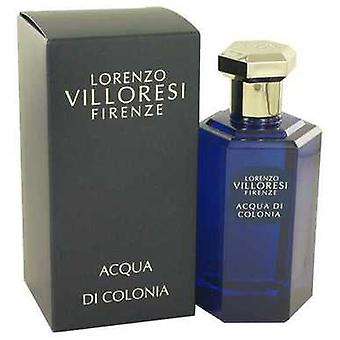 Acqua Di Colonia (lorenzo) By Lorenzo Villoresi Eau De Toilette Spray 3.4 Oz (women) V728-533423