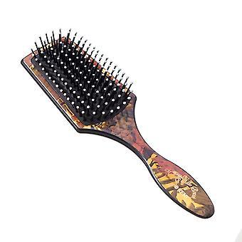 ケントブラシLPB2スモールパドルクッションクイルヘアブラシ
