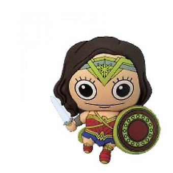 3D skum magnet-DC Comics-Wonder Woman nya 45923