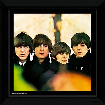 The Beatles till salu inramade Album täcka Print 12x12in