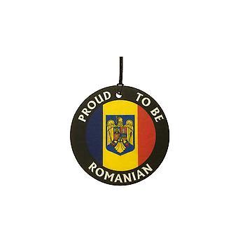 Stolz, rumänische Auto-Lufterfrischer