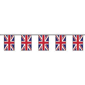 Union Flag Bunting 9 Meter - Union Jack Wimpel