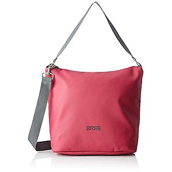 BREE Collection Punch 702 Jazzy Cr. Sh. M S19 - Unisex Adult Pink Shoulder Bags (Jazzy) 12x30.5x30 cm (B x H T)