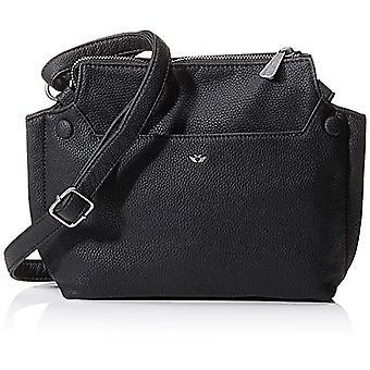 Fritzi aus Preussen Juma - Black Women's shoulder bags (Black) 7x21.5x21.5 cm (W x H L)