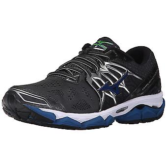 Mizuno Mens w990dm4 Suede Low Top Lace Up Basketball Shoes