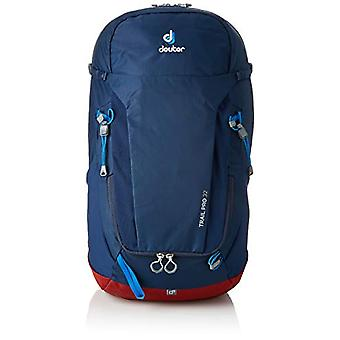 Deuter Trail Pro 32 Casual Backpack - 62 cm - liters - Red (Midnight-Lava)