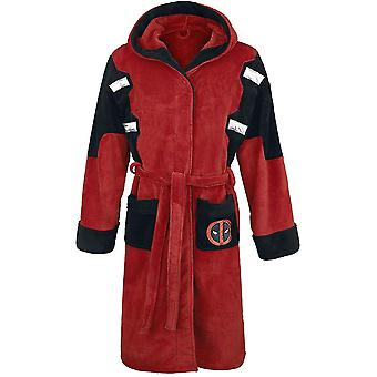 Deadpool Fleece Bademantel