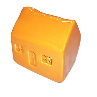 Originele Wee Highland Bothy Orange door Glenshee Pottery