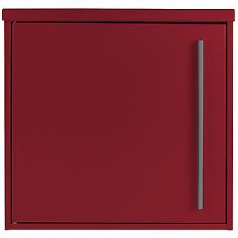 MOCAVI Box 101 Design Letterbox 101 purple-red (RAL 3004)