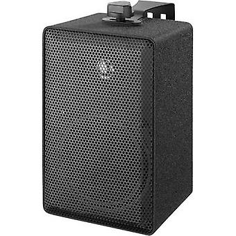 PA speaker cabinet Monacor EUL-10 10 W Black 1 pc(s)
