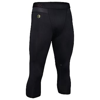 Under Armour Mens Rush Three Quarter Tights Trousers Pants Bottoms