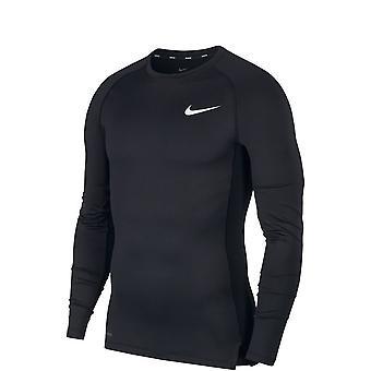 Nike Pro Top puristus Crew M BV5588010 koulutus koko vuoden Miesten t-paita