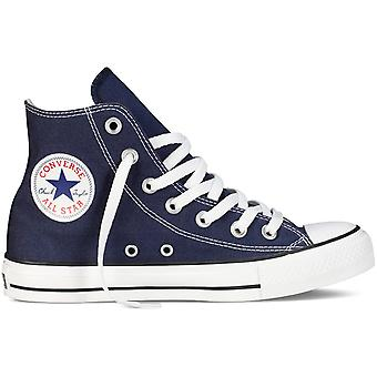 Converse Chuck Taylor All Star Hi Trainers Navy 25