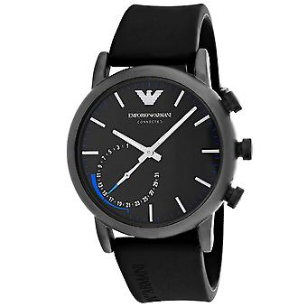 Armani Men's Connected Black Dial Watch - ART3009