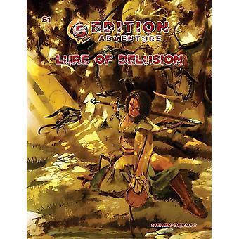 S1-lokke af Delusion 5th Edition eventyr RPG bog