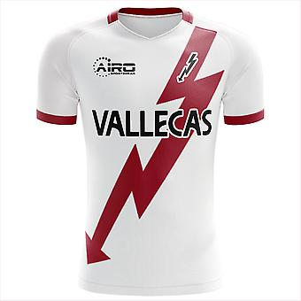 2020-2021 Rayo Vallecano Home Concept Football Shirt
