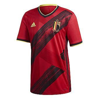 2020-2021 πουκάμισο σπίτι του Βελγίου