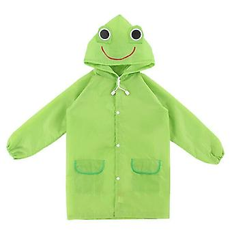 Rain jacket for children - Frog