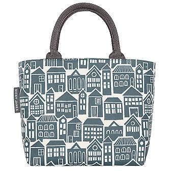 Nicky James About Town Lunch Cooler Tote Bag