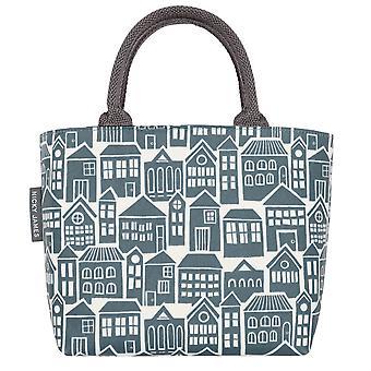 Nicky James À propos de Town Lunch Cooler Tote Bag