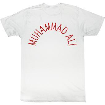 American Classics Muhammad Ali Classic T-Shirt - Bianco