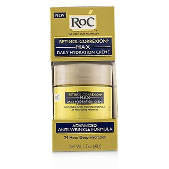 Roc Retinol Correxion Max Daily Hydration Cream - 48g/1.7oz