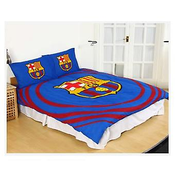 FC Barcelona Pulse Double Duvet Set