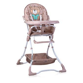 Lorelli silla alta de caramelo taza de recreo, plegable, mesa doble, cesta