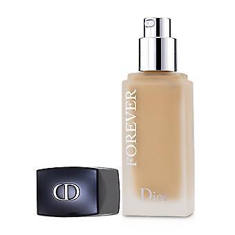 Dior forever 24 h wear high perfection foundation spf 35 # 2 w (warm peach) 236223 30ml/1oz