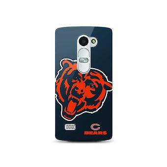 Mizco Sports Licentie TPU Gel Case voor LG Leon - NFL Chicago Bears