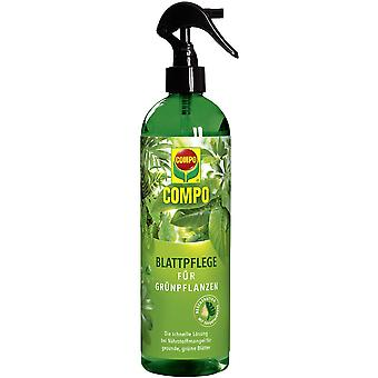 COMPO Leaf care for green plants, 500 ml