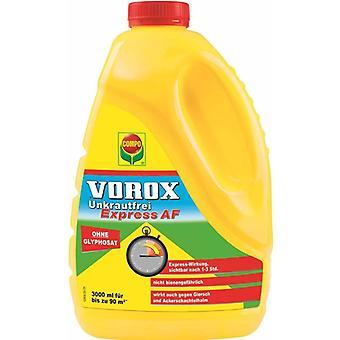 COMPO Vorox® Weed-free Epress AF, 3000 ml