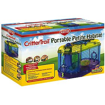 Kaytee Jaula Crittertrail Portable (Roedores , Jaulas y parques)